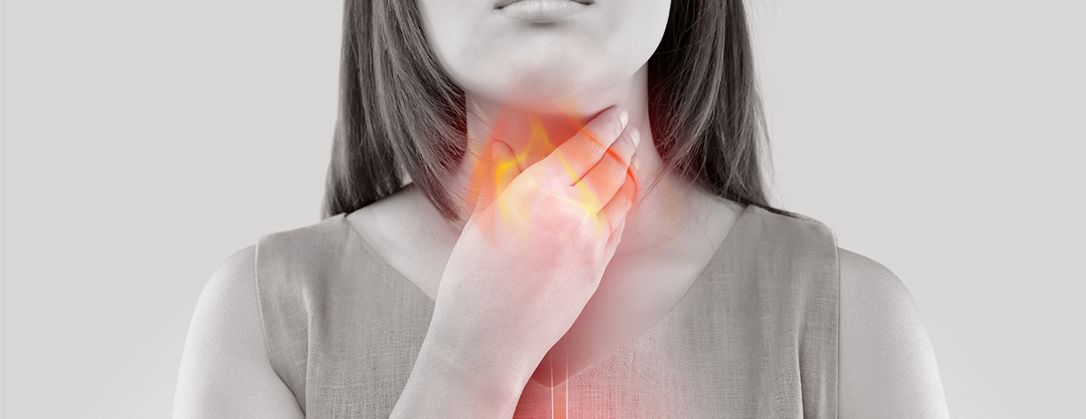 Solutions for Reflux & Heartburn